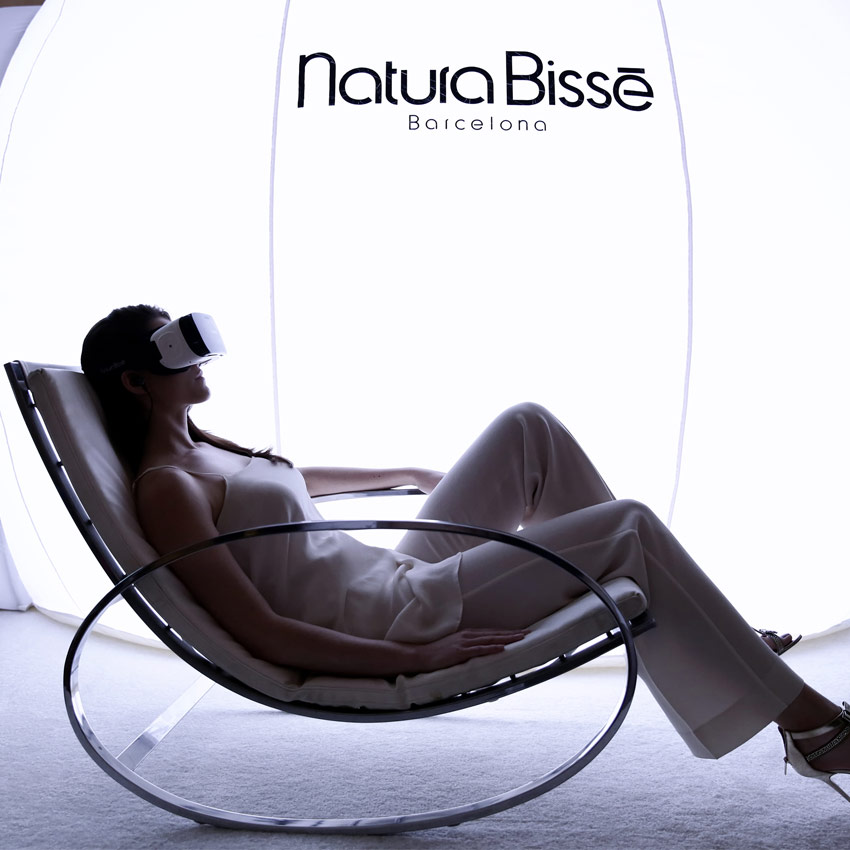 Natura Bissé's Mindful Touch Spa Experience