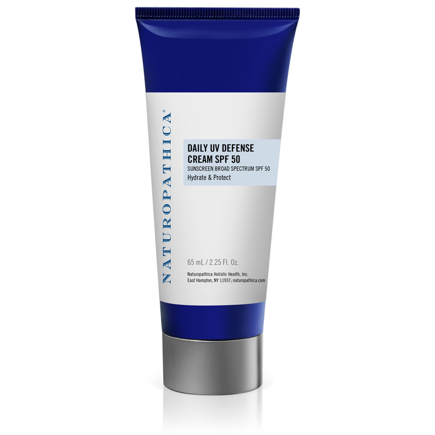 Naturopathica's Daily UV Defense Cream SPF 50