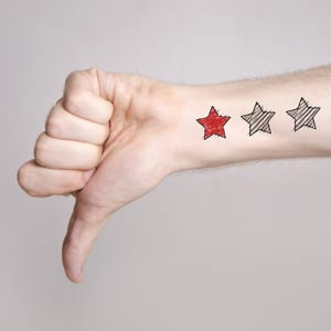 handling a negative medical spa review
