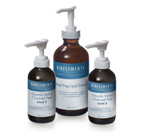 Bioelements new chemical peels are formulated with a combination of multiple exfoliating acids--glycolic and lactic acids, plus extracts of exfoliating fruit acids--with natural buffering willowherb a