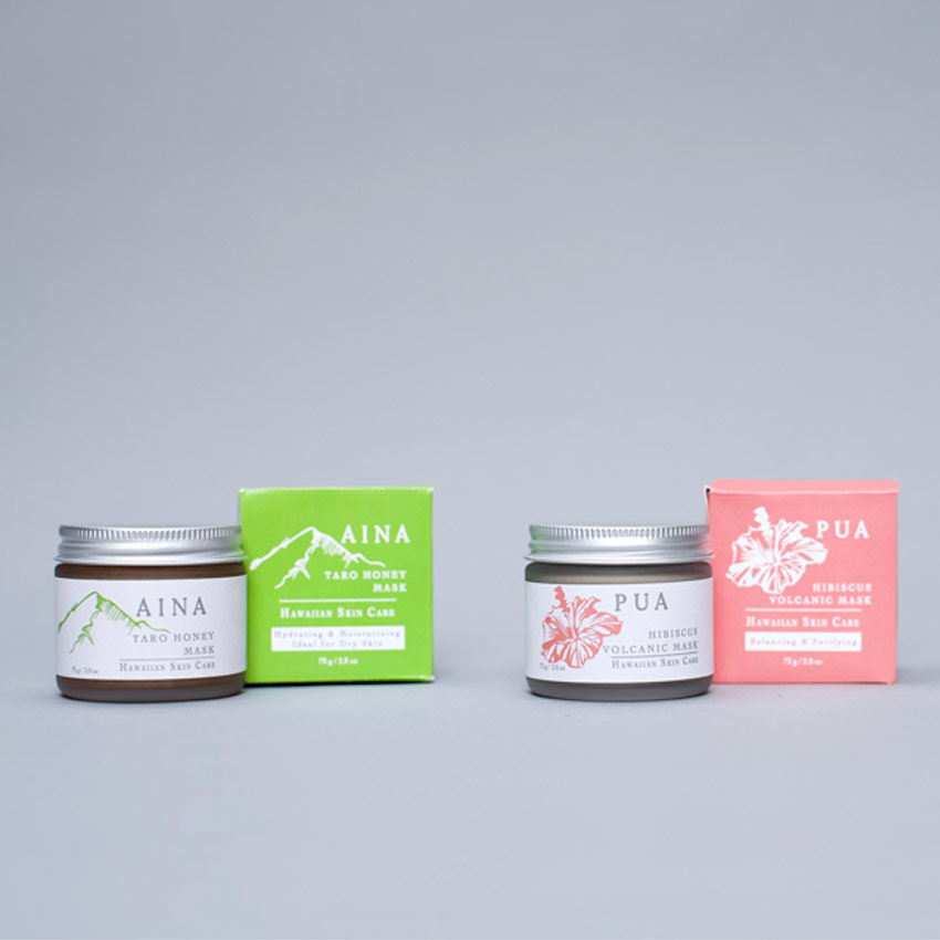 Ola Tropical Apothecary's Facial Masks