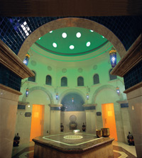 oriental hammam in Dubai
