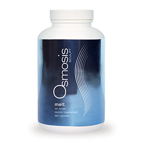Osmosis Pur Medical Skin Care's MELT Fat Detox Supplement