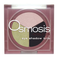 Midnight Jade Eyeshadow Trio by Osmosis Skincare