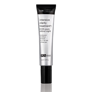 PCA SKIN's Intensive Clarity Treatment: 0.5% Pure Retinol Night