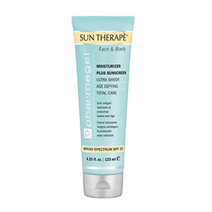 Pharmagel's Sun Therapé Face & Body Moisturizer