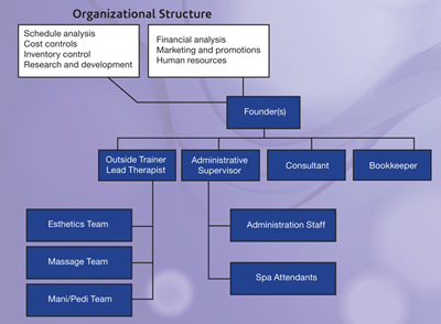 Phase II: Organizational Structure