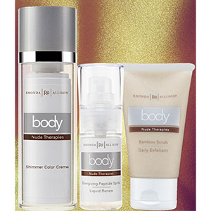 Rhonda Allison's Summer Body Shimmer Kit