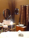 Skin Beauty Bar treatment room