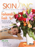 April 2006 Skin Inc. Cover