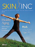 August 2006 Skin Inc. Cover