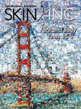 June 2007 Skin Inc. Cover
