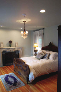 Reverie Spa Retreat guestroom