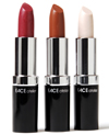 FACE Atelier Lip RX lipsticks in three colors