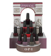 OPI La Collection de France nail polishes
