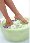 Universal Companies Resin Pedicure Bowls