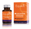 Equavie Tan Enhancer supplement bottle