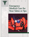 PCI Publishing Emergency Medical Care for Your Salon & Spa book