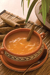 Bowl of Healing Herbal Soups Metabolism Stimulator Soup