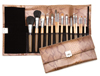 Auraline Beauty 15 Piece Birch Brush Set