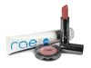 Rae Cosmetics compact, lipstick and mineral tint