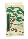 Tweezerman Professional Special Edition Go Green Mini Slant Tweezer