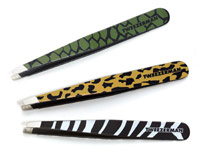 Tweezerman Professional Limited Edition Jungle-Themed Slant
