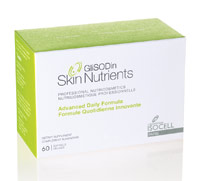 GliSODin Skin Nutrients Advanced Daily Formula