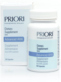 Priori Advanced AHA Supplements