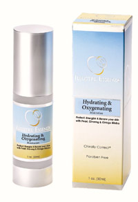 Illustre Essenza Hydrating & Oxygenating Moisturizer