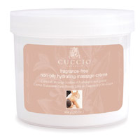 Cuccio Naturale Fragrance-Free Massage Creme