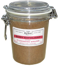 issimo international, llc Relax! Refining Body Exfoliant