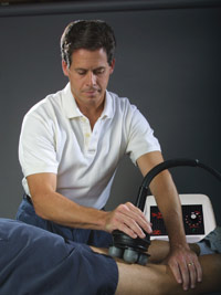 Demonstration of General Physiotherapy G5 Therapeutic Massager