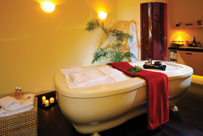 Pure Spa at the Le Palais Hotel, Prague
