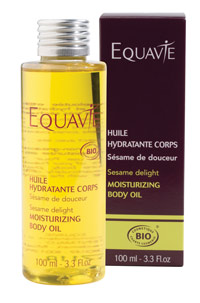 Equavie Moisturizing Body Oil