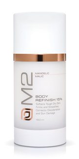 M2 Skin Care Body Refinish