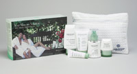 Pevonia Botanica Your Skincare Solution Collection—Spa Travel Essentials Pack