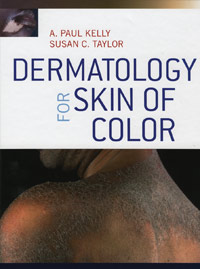 McGraw Hill Professional Dermatology for Skin of Color cover