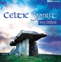 New Earth Records Terry Oldfield's Celtic Spirit CD