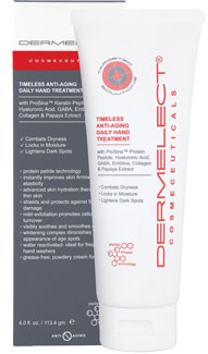 Dermelect Cosmeceuticals Timeless Anti-Aging Hand Treatment
