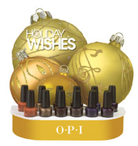 OPI Holiday Wishes Collection