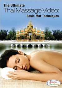 Aesthetic VideoSource The Ultimate Thai Massage Video DVD cover
