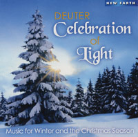 New Earth Records Celebration of Light by Deuter CD cover