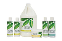 Nutro Body Care line