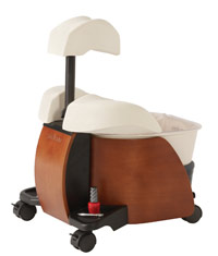 Continuum Footspas, LLC pedicute