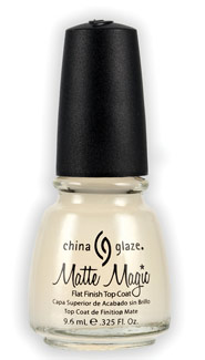 American International Industries China Glaze's Matte Magic