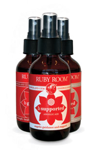 Ruby Room's Aroma Infused Flower & Gem Essence Collection