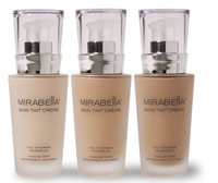 Mirabella Beauty's Skin Tint Cream-to-Powder and Crème