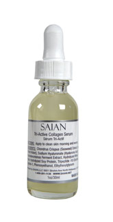 Saian's Tri-Active Collagen Serum
