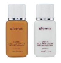 Elemis's Exotic Lime & Ginger Travel Duo